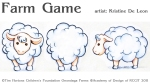 The favorite cutesy concept created for the Tim Horton's game.